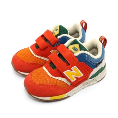 New Balance 復古鞋嬰幼童休閒鞋-IZ997HCZ-W
