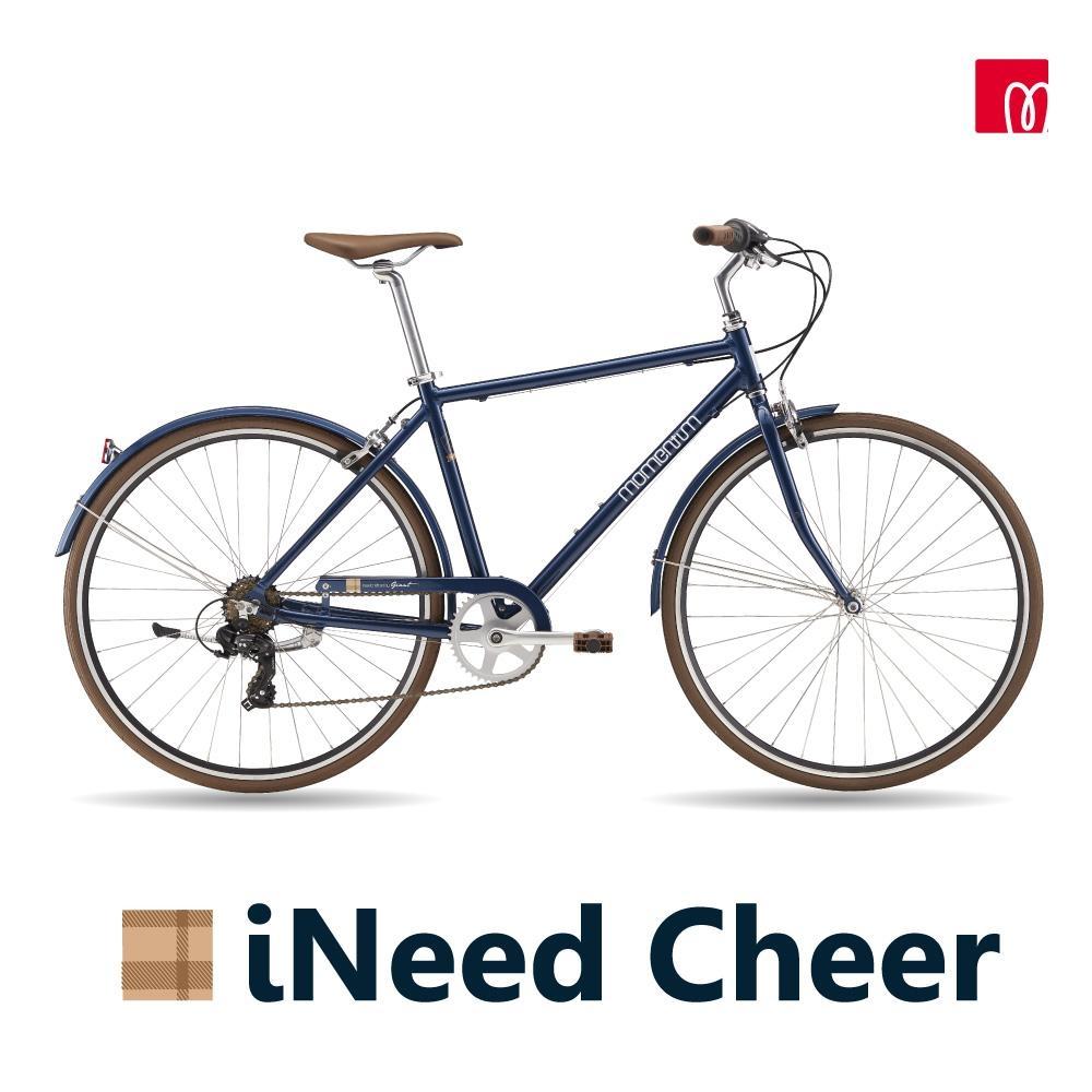 momentum iNeed Cheer 都會帥氣騎行自行車