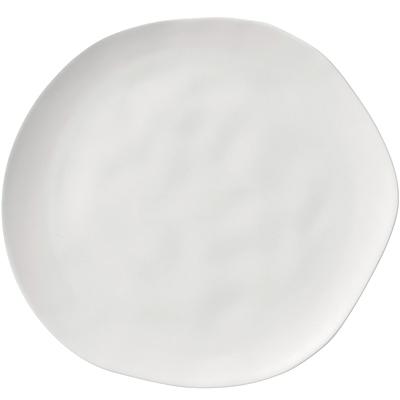 《RADER》手工瓷製餐盤(白M)