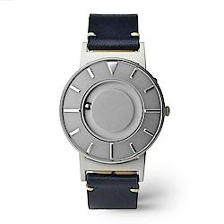 EONE 美國設計品牌 Bradley 觸感腕錶-航海家 - 紳藍錶帶