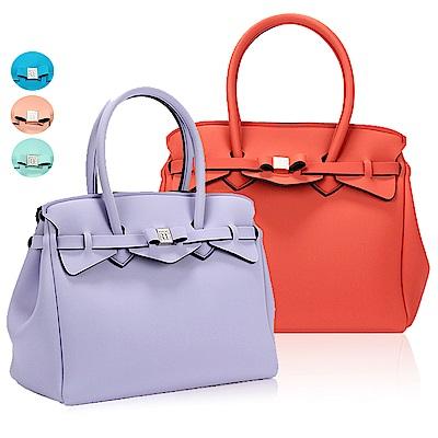 [時時樂限定] SAVE MY BAG Miss系列簡約輕量防水托特包(5色)