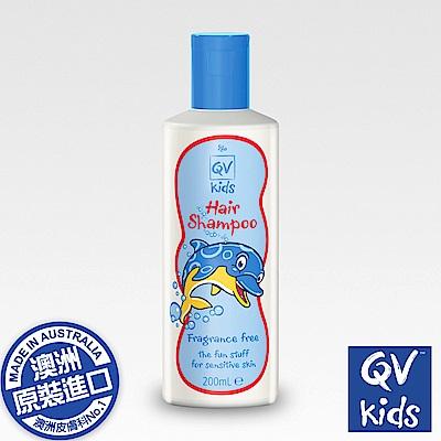 QV兒童專用舒敏洗髮乳200ML/瓶