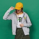 CACO-抱抱龍連帽外套-情侶款-女【RDI033】