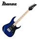 IBANEZ GRGM21M JB miKro 電吉他 珠寶藍色款 product thumbnail 1