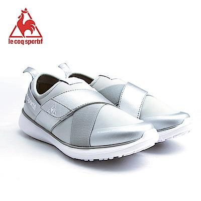 le coq sportif  La Aire W Belt懶人鞋 女-銀