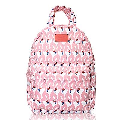 VOVAROVA空氣包-嗨!約我吧後背包-粉粉紅鶴