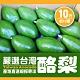 嚴選台灣酪梨 4箱 (10斤-約12顆/箱) product thumbnail 1