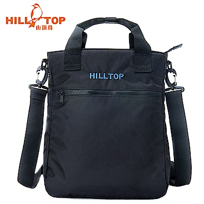 【hilltop山頂鳥】10L三用背包T28X11黑色