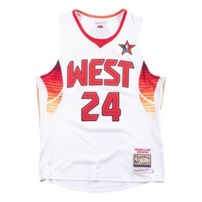 M&N Authentic球員版復古球衣 All-Star Game 2009 #24 Kobe Bryant
