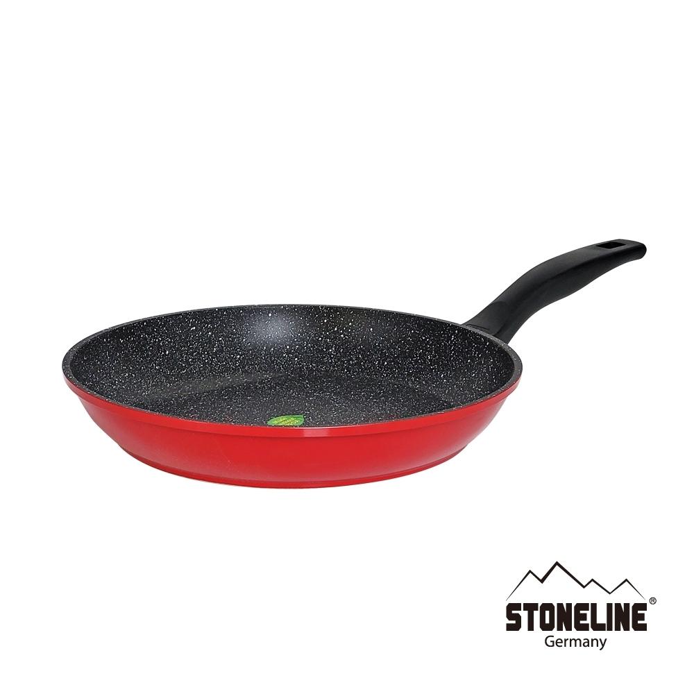 德國STONELINE經典系列 平底鍋(紅寶石)28cm