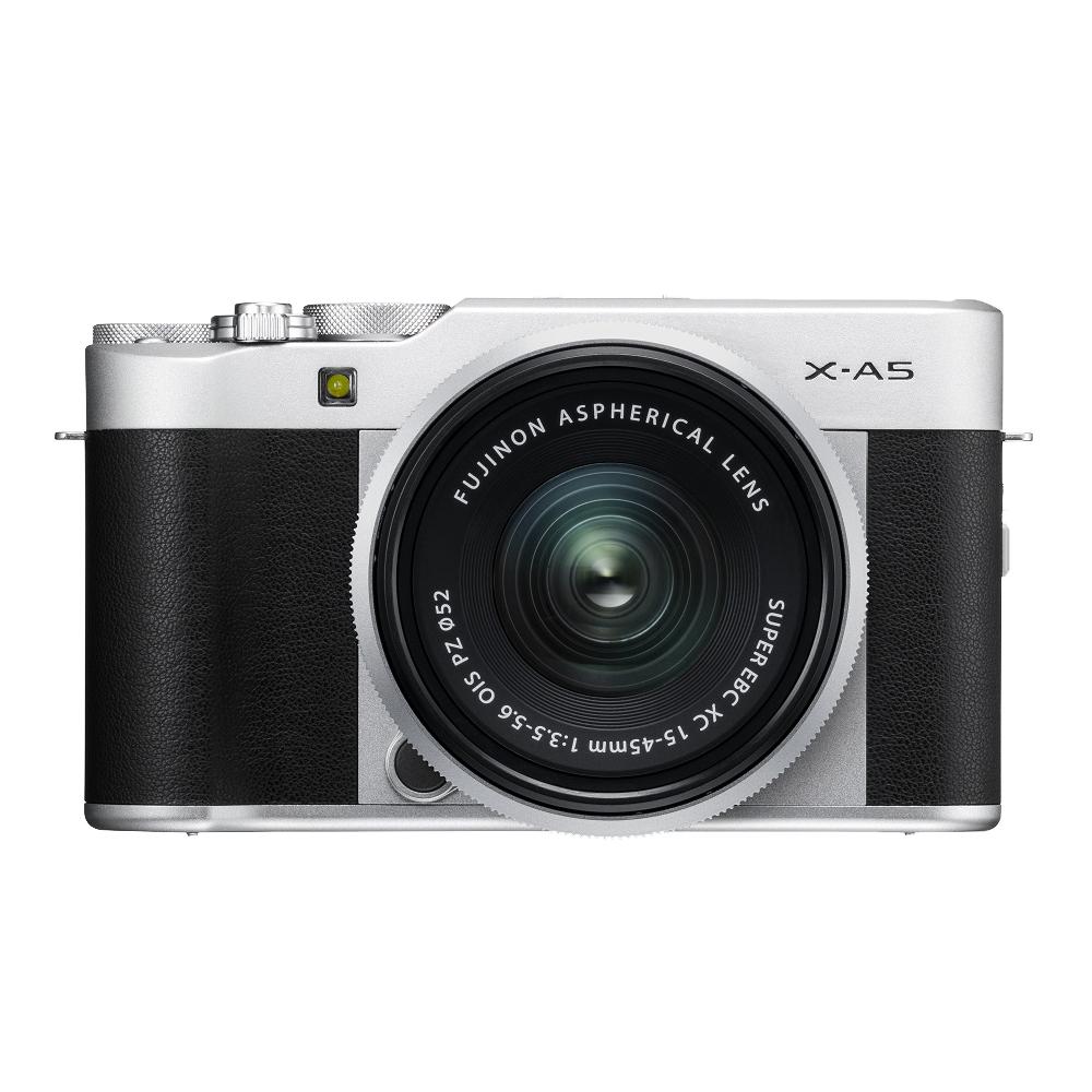 【快】FUJIFILM X-A5+XC15-45mm 單鏡組*(中文平輸)