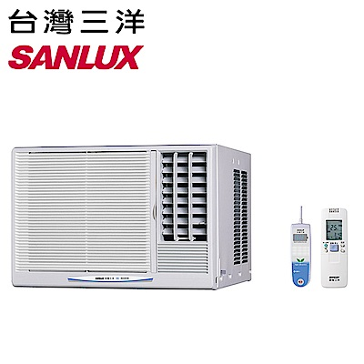 SANLUX三洋 3-5坪窗型右吹變頻冷氣SA-R22VE