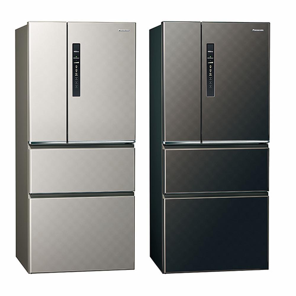Panasonic國際牌 610L 1級變頻4門電冰箱 NR-D610HV 台松
