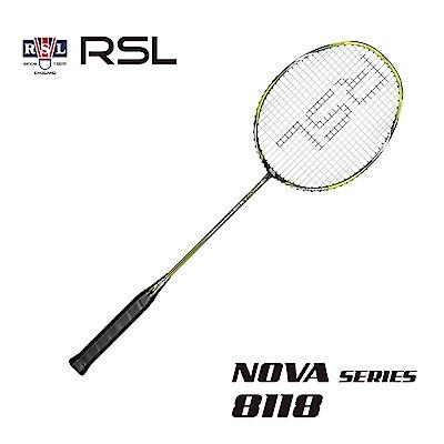 RSL NOVA 8118 攻擊型羽球拍