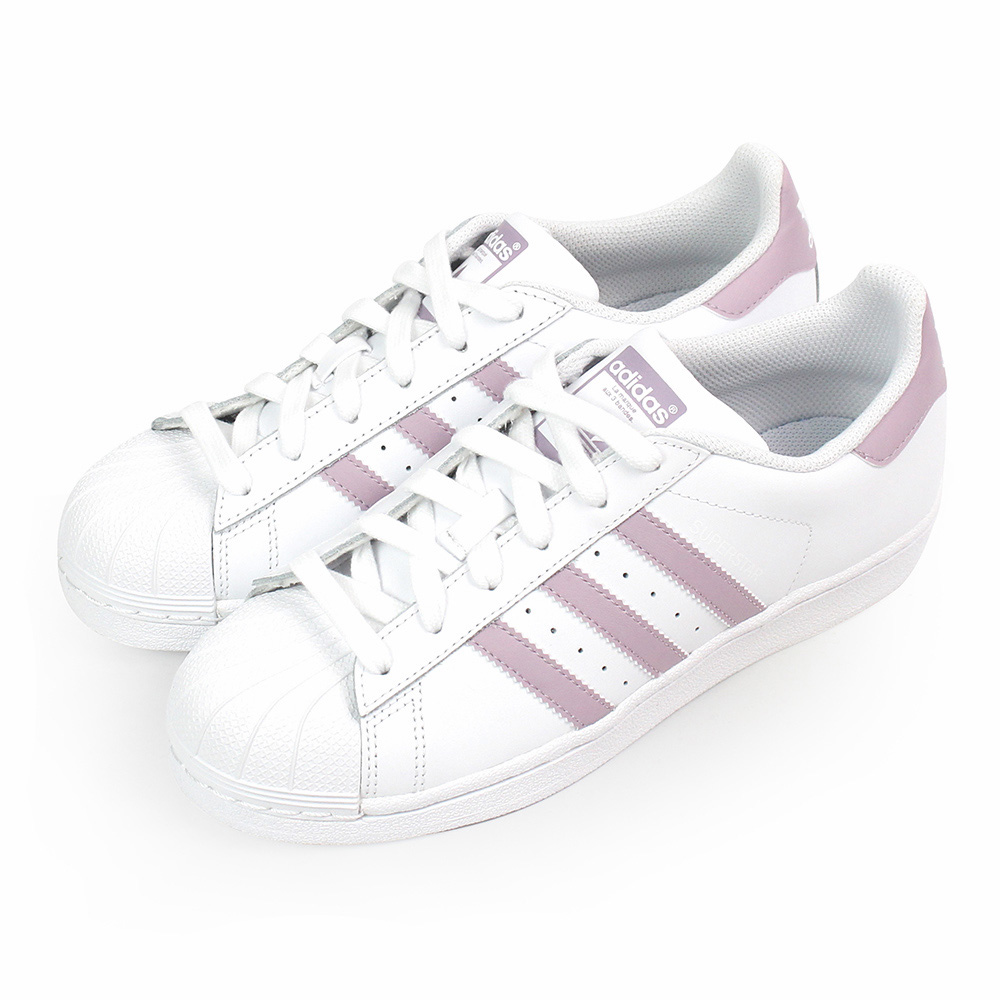 Adidas 經典復古鞋 SUPERSTAR W 女鞋