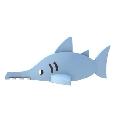【HALFTOYS 哈福玩具】3D海洋樂園:SAW SHARK 鋸齒鯊 STEAM教育玩具