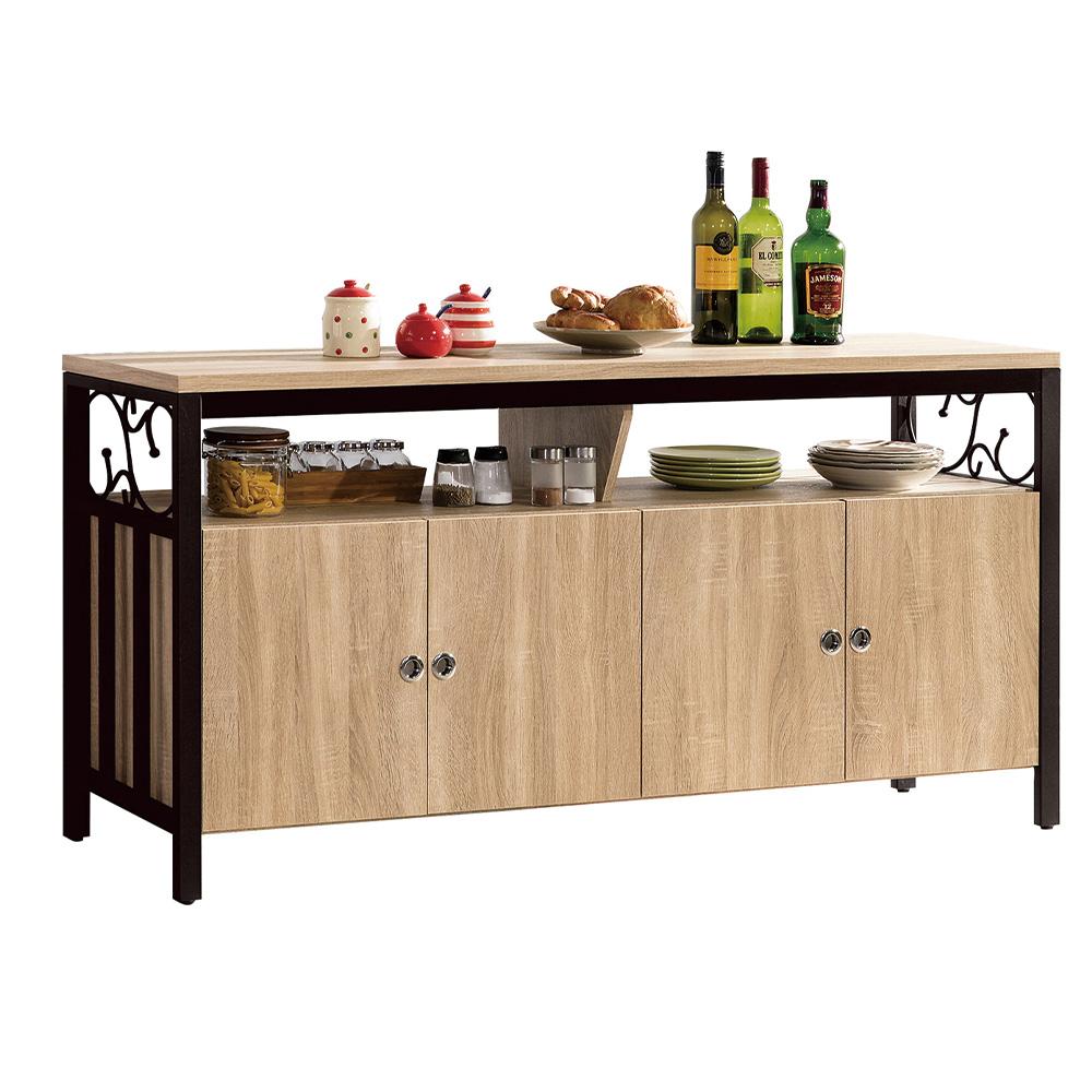 H&D 鋼尼爾5.3尺餐櫃