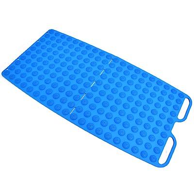 台灣製造便攜式腳底按摩器/指壓板-(快)