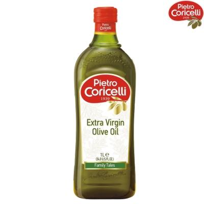 (即期品)Pietro Coricelli 佩特羅 100%特級冷壓初榨橄欖油 1L X3罐