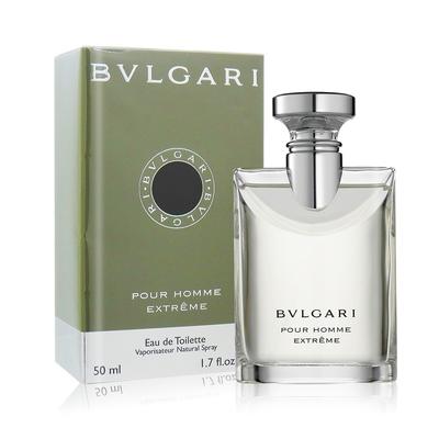 BVLGARI 寶格麗 大吉嶺極致男性淡香水 Pour Homme Extreme 50ml EDT-國際航空版