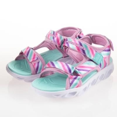 SKECHERS 女童 涼拖鞋系列HYPNO SPLASH-20218LPKMT