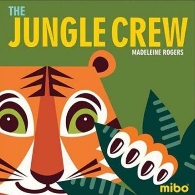 The Jungle Crew 熱帶叢林 硬頁書