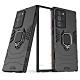 PKG 三星Galaxy Note20 隱藏支架保護殼(支援可搭配磁吸支架)-流線款-黑 product thumbnail 1