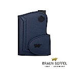 BRAUN BUFFEL - 吉米系列感應鑰匙包 - 藍