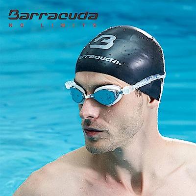 巴洛酷達 成人競技抗UV防霧泳鏡 Barracuda FENIX #72710