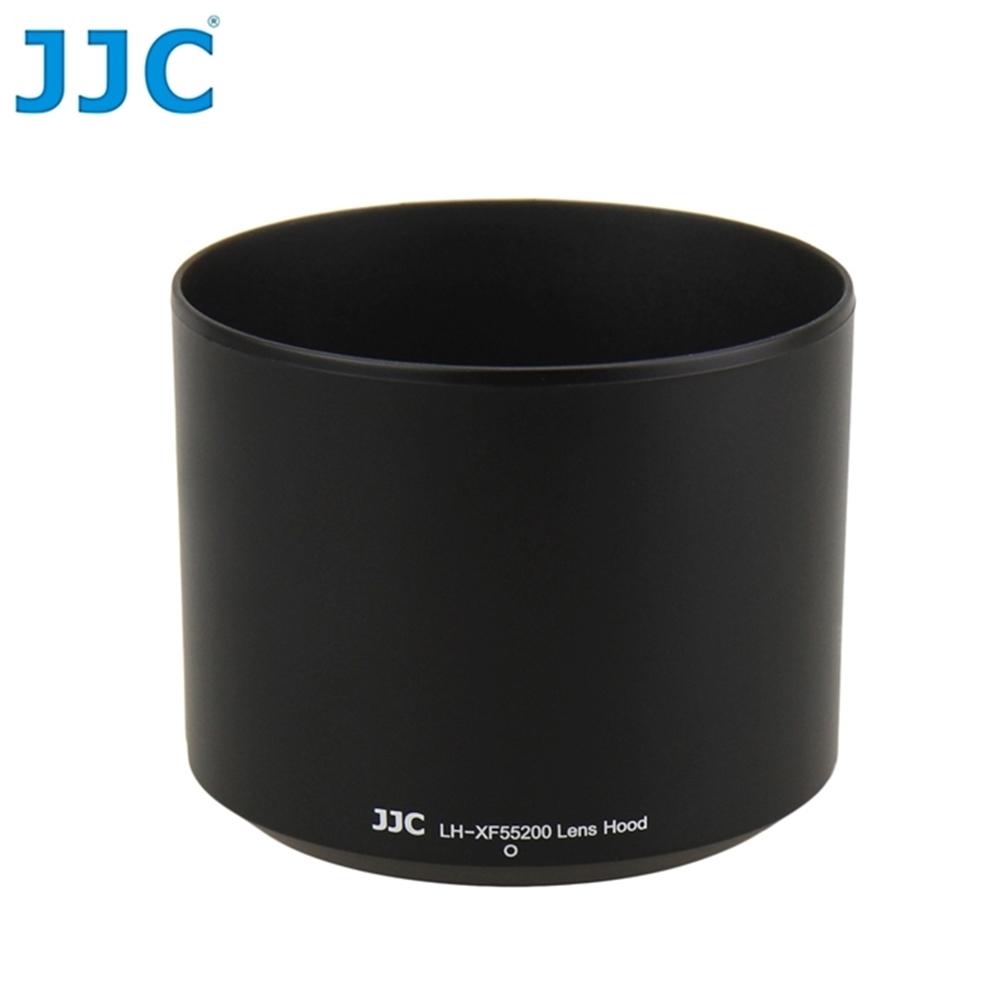 JJC副廠Fujifilm富士遮光罩LH-XF55200適FUJIFILM XF 55-200mm F3.5-4.8 R LM OIS
