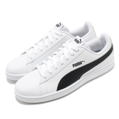 Puma 休閒鞋 Up 低筒 運動 男女鞋 基本款 簡約 舒適 情侶穿搭 球鞋 白 黑 37260502