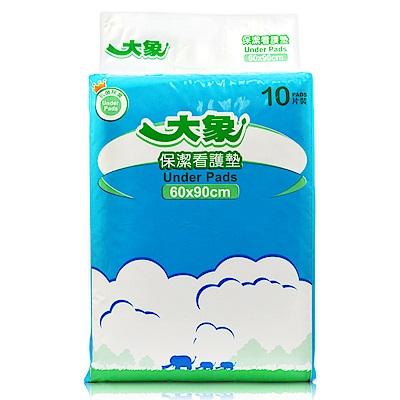 大象 保潔看護墊-抗菌除臭新升級60x90cm (10片x10包/箱)
