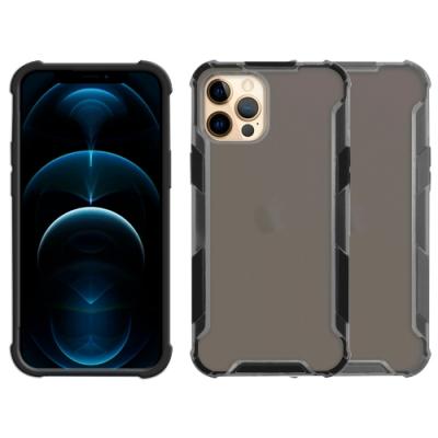 Metal-Slim Apple iPhone 12 Pro Max 霧面雙料膚感防摔手機殼