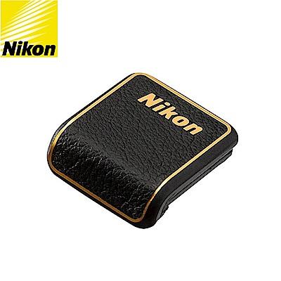 原廠Nikon熱靴蓋ASC-02(鋁合金+皮革製)