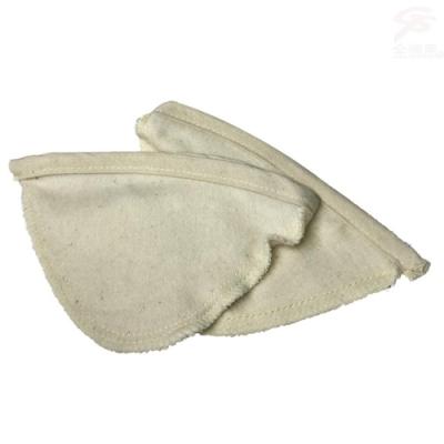 金德恩 台灣製造 法蘭絨濾布替換組(一組兩入)