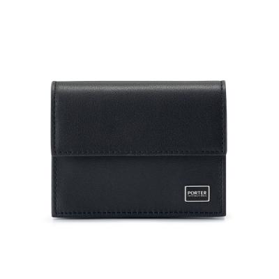 PORTER - 別具巧思POUCH卡片零錢夾 - 黑