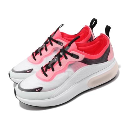 Nike 休閒鞋 Air Max Dia SE 運動 女鞋 海外限定 氣墊 舒適 簡約 穿搭 白 粉 AV4146100
