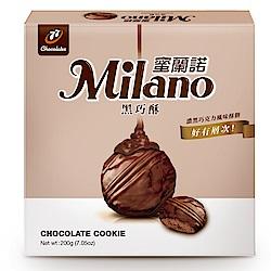 77 蜜蘭諾黑巧酥(16入)