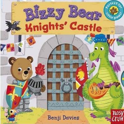 Bizzy Bear:Knights Castle 城堡騎士熊熊新奇操作書(英國版)