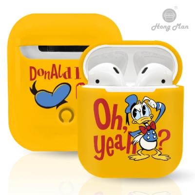 迪士尼 AirPods硬式保護套 唐老鴨