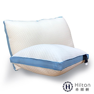 Hilton 希爾頓 五星級御用 3D透氣銀離子涼感舒柔枕