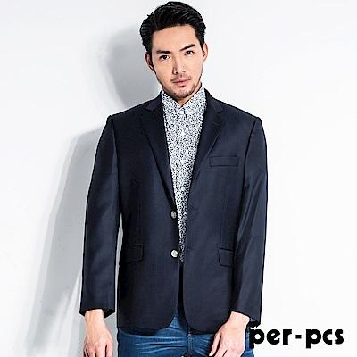 per-pcs 高質感純淨羊毛西裝外套(715312)