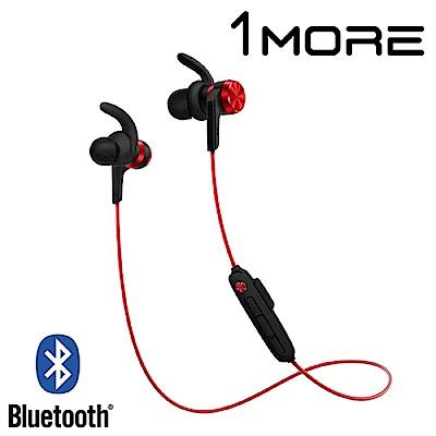 1MORE iBFree藍芽耳機升級版-紅/E1018-RD