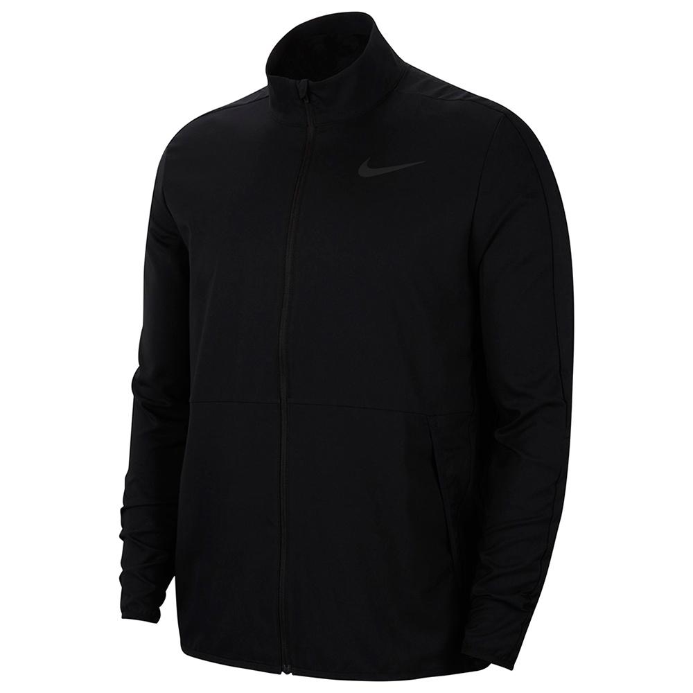 NIKE 夾克 休閒 訓練 運動外套 男款 黑 CU4954010 AS M NK DRY JKT TEAM WOVEN