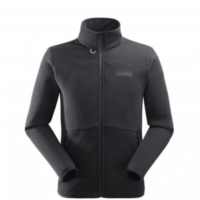 法國【EiDER】男POLARTEC保暖外套-8EIV4427-黑