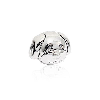 Pandora 潘朵拉 魅力小狗 純銀墜飾 串珠