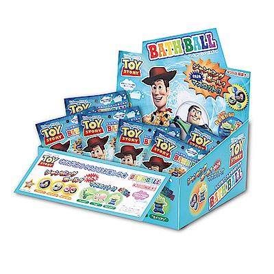 日本NOL-玩具總動員入浴球-1盒共24入(隨機出貨)