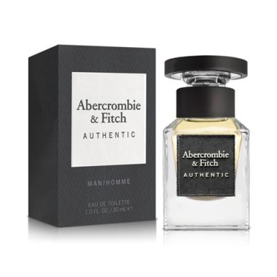 Abercrombie & Fitch A&F 真我男性淡香水30ml