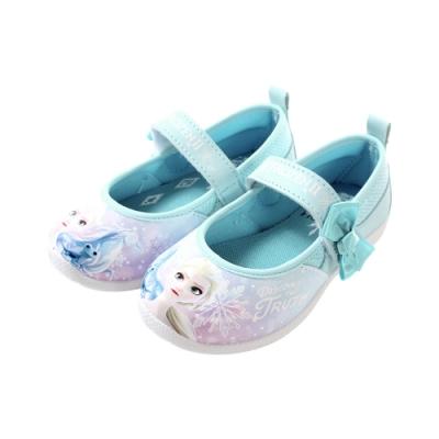 魔法Baby 女童鞋 台灣製冰雪奇緣授權正版公主鞋 娃娃鞋 sa14626