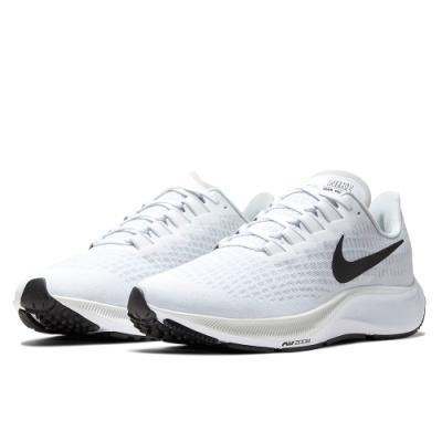 NIKE 慢跑鞋 男鞋 休閒 路跑 健身 運動鞋 白 BQ9646100  AIR ZOOM PEGASUS 37